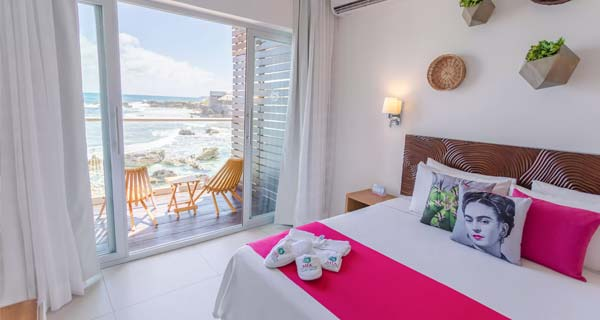 Accommodations - Mia Reef Isla Mujeres - All Inclusive - Isla Mujeres, Cancun, Mexico