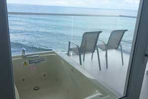 Deluxe Jacuzzi Ocean View Room - Mia Reef Isla Mujeres - All Inclusive - Isla Mujeres, Cancun, Mexico
